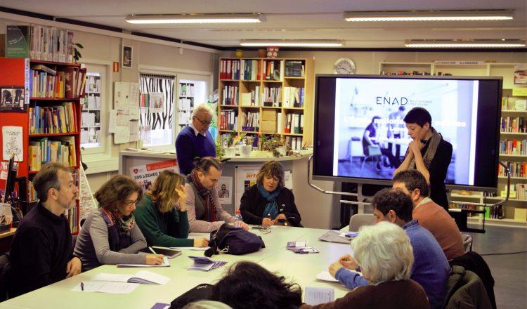 ERASMUS : délégation de chercheurs à l'ENAD