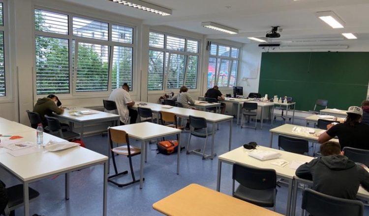 Début à l'ENAD des épreuves du PIF DAP – Projet intégré final